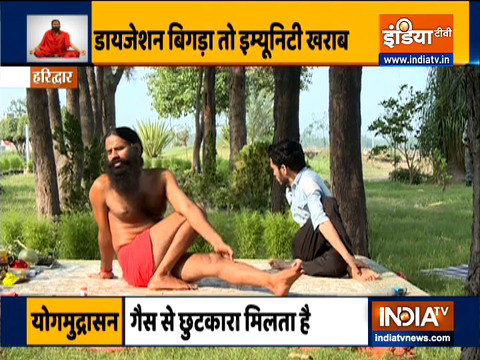 Do these yogasans daily to get rid of stomach related diseases