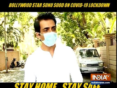 सोनू सूद ने इंडिया टीवी से की बातचीत, बस सर्विस को लेकर बताई खास बात