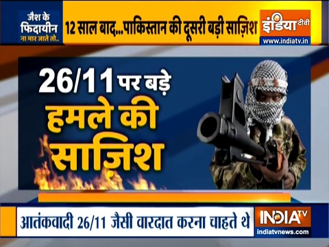 Kurukshetra | JeM terrorists killed in Nagrota attack were planning big attack on 26/11 anniversary