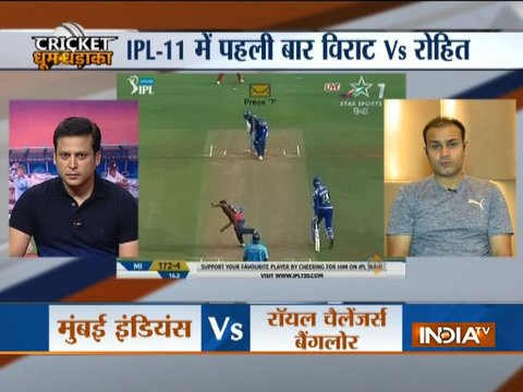 RCB's success depends on Virat Kohli, AB de Villiers' form: Virender Sehwag on Cricket Ki Baat